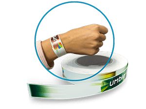 TLS - Boca Systems Wristbands